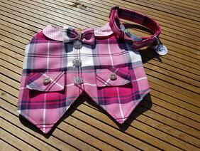 Merida Tartan Girl Waistcoat